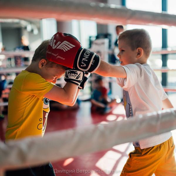 Детский бокс в Харькове от RDX